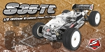 SWORKz S35-TE 1/8 BL Power Truggy Pro Kit